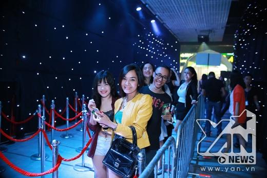 Các fan EDM rất hào hứng khi được tham sự kiện thứ 2 của Electric