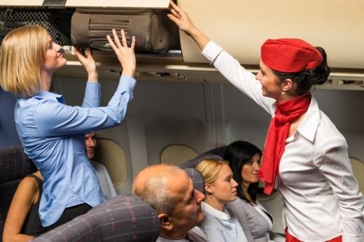 Nhiều tình huống hi hữu và hài hước từng xảy ra với các hãng hàng không. Ảnh: Shutterstock