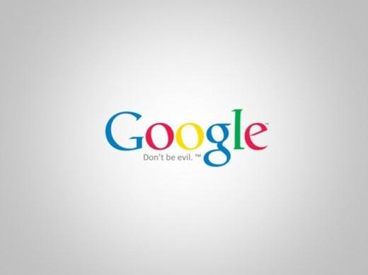 9. Khẩu hiệu chính thức của Google là: 'Đừng trở thành cái ác' (Don't be evil). Đây là slogan được đưa ra bởi Paul Butcheit, trong cuộc họp về giá trị doanh nghiệp đầu những năm 2000. Butcheit sau đó giải thích rằng đây 'giống như một cái đâm vào các công ty khác', nhất là những đối thủ cạnh tranh, khi cáo buộc Google đã khai thác người dùng trên một mức độ nào đó. Tuy nhiên, khẩu hiệu này cũng được nhắc đến để phê phán chính bản thân Google, như khi Microsoft cho rằng Google đã từ bỏ tinh thần trong khẩu hiệu của hãng, khi nhất định không chịu tách riêng kết quả tìm kiếm và quảng cáo.