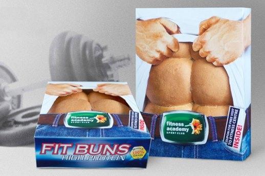 Bánh Protein, rất thích hợp cho người tập luyện thể hình. Bạn muốn có được chiếc bụng 6 múi như vậy không nào?