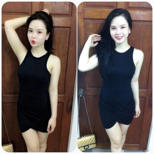Không chỉ xinh đẹp, bạn gái của Huy Toàn còn rất mát tay trong lĩnh vực kinh doanh thời trang. Với lợi thế về ngoại hình, cô đảm nhiệm luôn vai trò người mẫu của các sản phẩm.