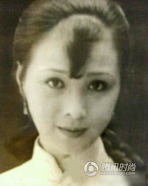 Bà ngoại Lưu Diệc Phi