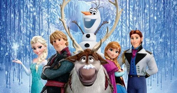 Có một lý do rất chính đáng giải thích vì sao các nhân vật phim Frozen được mang tên: Hans, Kristoff, Anna và Sven. Những tên này kết hợp lại thành Hans Christian Andersen, tác giả của truyện Bà Chúa Tuyết, câu chuyện gốc mà bộ phim được dựa trên.