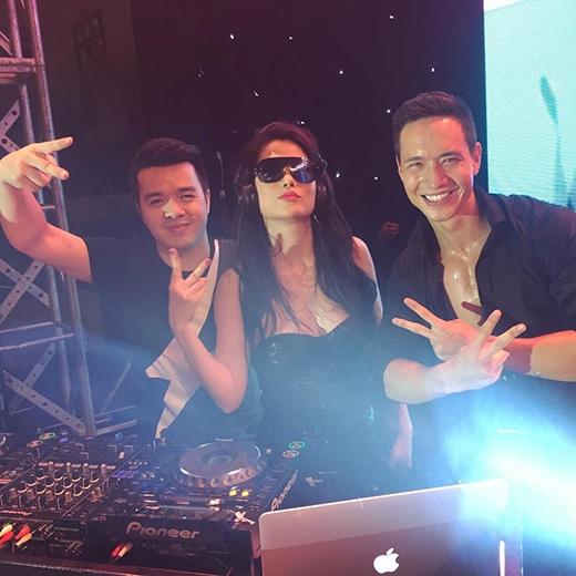 Trương Ngọc Ánh và Kim Lý khuấy động party cùng DJ Mike Hao - Tin sao Viet - Tin tuc sao Viet - Scandal sao Viet - Tin tuc cua Sao - Tin cua Sao