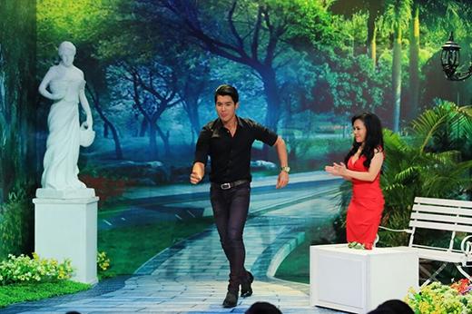 Trương Nam Thành còn phải nhảy đủ điệu từ lambada tới samba - Tin sao Viet - Tin tuc sao Viet - Scandal sao Viet - Tin tuc cua Sao - Tin cua Sao