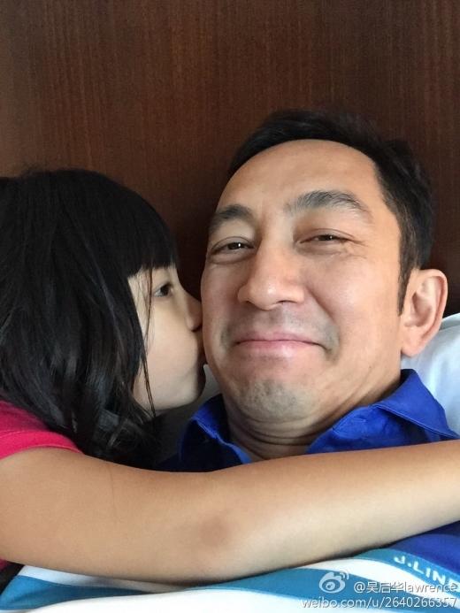 Ngô Khải Hoa và con gái