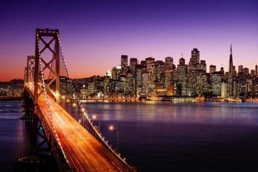 San Francisco nằm trong danh sách những thành phố đẹp sớm biến mất trong 100 năm tới.