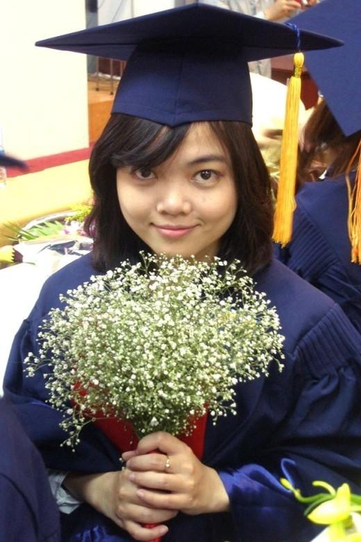 Để nhận được tấm bằng tốt nghiệp ĐH Kiến trúc TP.HCM, Hiền phải thi đến 3 lần.