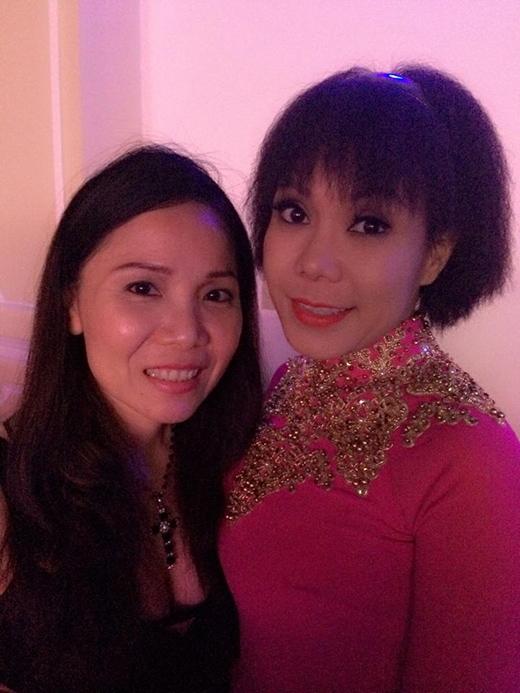 Danh hài Việt Hương cũng có mặt trong buổi tiệc - Tin sao Viet - Tin tuc sao Viet - Scandal sao Viet - Tin tuc cua Sao - Tin cua Sao