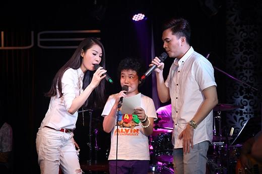 Cặp đôi sẽ cùng hòa giọng với Hoàng Anh ca khúc 'Lời yêu thương' - Tin sao Viet - Tin tuc sao Viet - Scandal sao Viet - Tin tuc cua Sao - Tin cua Sao