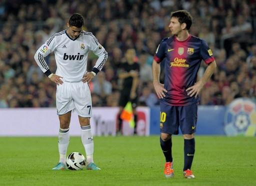 Messi có nhiều lợi thế để thành vua kỷ lục mà Ronaldo không có. Ảnh: Internet.