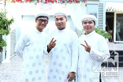 Nhóm MTV cũng tới giúp đỡ Lam Trường trong ngày vui - Tin sao Viet - Tin tuc sao Viet - Scandal sao Viet - Tin tuc cua Sao - Tin cua Sao