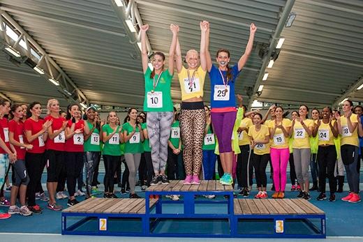 Huy chương vàng ở thử thách thể thao là đại diện của Phần Lan, hai giải nhì, ba lần lượt thuộc về người Hungary và Nam Phi