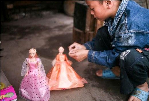 Nếu tiếp tục tăng tỉ lệ sinh trẻ em trai, hình ảnh Việt Nam thế này sẽ không còn xa nữa.