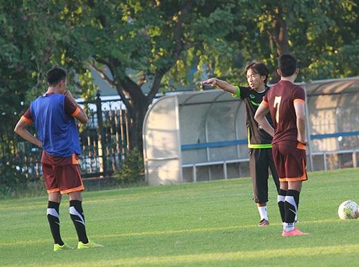 HLV Miura cho biết sẽ tung ra sân đội hình mạnh nhất, quyết đánh bại Philippines để có được ngôi đầu bảng A, tránh phải gặp Thái Lan ở bán kết.