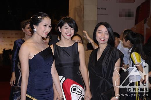 Nữ diễn viên Mai Hương và Cao Dương - Tin sao Viet - Tin tuc sao Viet - Scandal sao Viet - Tin tuc cua Sao - Tin cua Sao