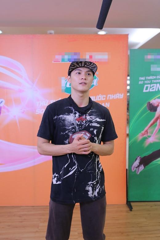 Lâm Vinh Hải trở lại với 'So You Think You Can Dance'