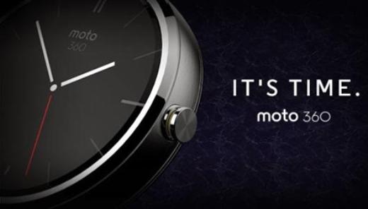 Smartwatch Moto 360 của Motorola được nhiều người chờ đợi nhưng khi bày bán lại gây thất vọng
