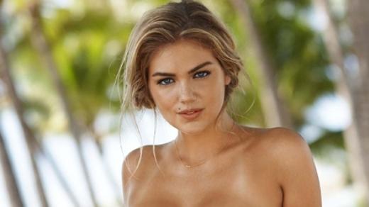 Siêu mẫu Kate Upton, một trong những nạn nhân của scandal ảnh nude iCloud