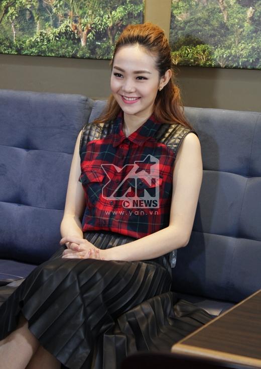 Minh Hằng - khách mời YAN Vpop 20 số đặc biệt tháng 11 - Tin sao Viet - Tin tuc sao Viet - Scandal sao Viet - Tin tuc cua Sao - Tin cua Sao