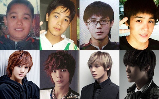 Nếu là fan của Mir thì chắc chắn sẽ biết rằng anh chàng sở hữu gương mặt đẹp trai từ lúc bé. Mir ra mắt vào năm 2009 với tư cách là thành viên của MBLAQ và cho đến nay, Mir là một trong những thần tượng có gương mặt điển trai và chiếm được nhiều tình cảm của fan.