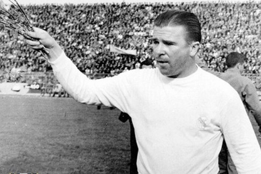 3. Ferenc Puskas (Hungary).