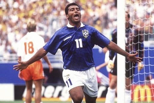 10. Romario (ĐT Brazil).
