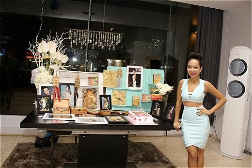 Những món quà Thảo Trang nhận được trong ngày sinh nhật. - Tin sao Viet - Tin tuc sao Viet - Scandal sao Viet - Tin tuc cua Sao - Tin cua Sao