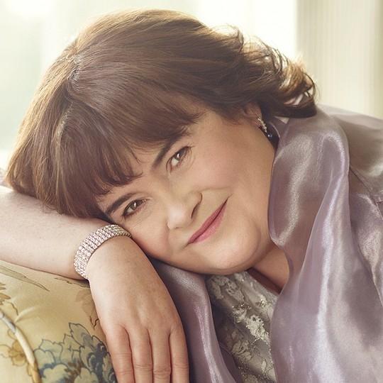 Cuối cùng Susan Boyle đã có thể hạnh phúc trong tình yêu