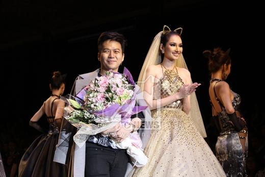 Nhà thiết kế Chung Thanh Phong và Trúc Diễm - Tin sao Viet - Tin tuc sao Viet - Scandal sao Viet - Tin tuc cua Sao - Tin cua Sao