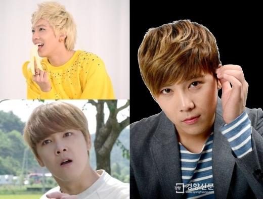 Giọng ca chính của F.T Island lại có duyên với dạng vai nam ca sĩ dễ thương từ Jeremy của You're Beautiful đến thành viên Lee Min Ki của ban nhạc rock trong bộ phim hiện đang lên sóng Modern Farmer.