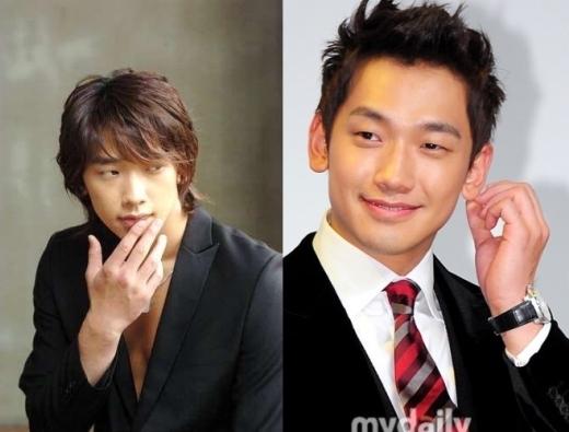 Trông chàng ca sĩ Lee Young Chae của Full House so với hình ảnh Rainngoài đời trông có vẻ trẻ con và dễ thương hơn phải không?