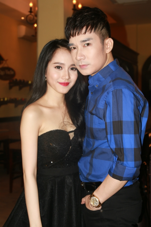 Quang Hà và Thiên Kim vào vai vợ chồng trong MV mới Hối hận muộn màng - Tin sao Viet - Tin tuc sao Viet - Scandal sao Viet - Tin tuc cua Sao - Tin cua Sao