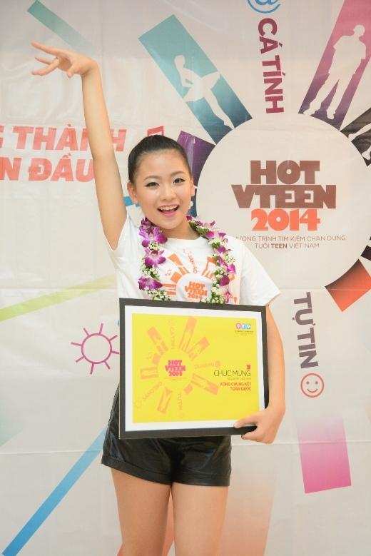 Phan Nguyễn Quỳnh Hương - Kiện tướng dancesport tuổi 15 với thành tích 'khủng' trên các giải đấu trong nước và quốc tế