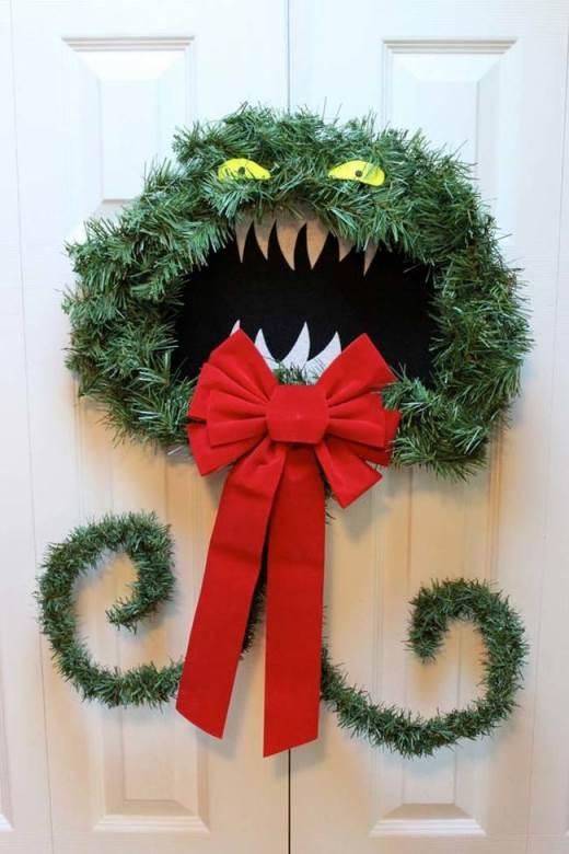 'Thách bạn dám mở cửa' phiên bản mùa Noel