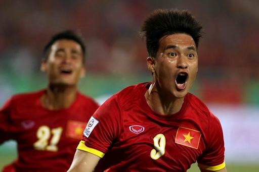 Công Vinh sẽ giúp đội tuyển Việt Nam tạo nên sự khác biệt.