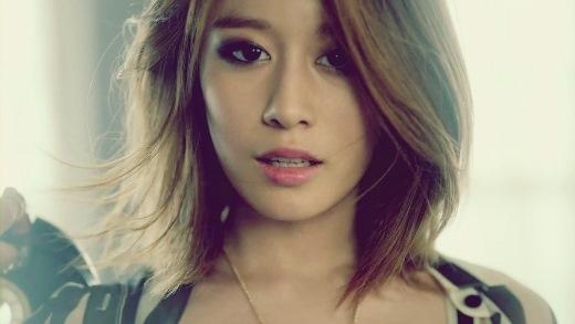 ...còn Ji yeon thì cá tính