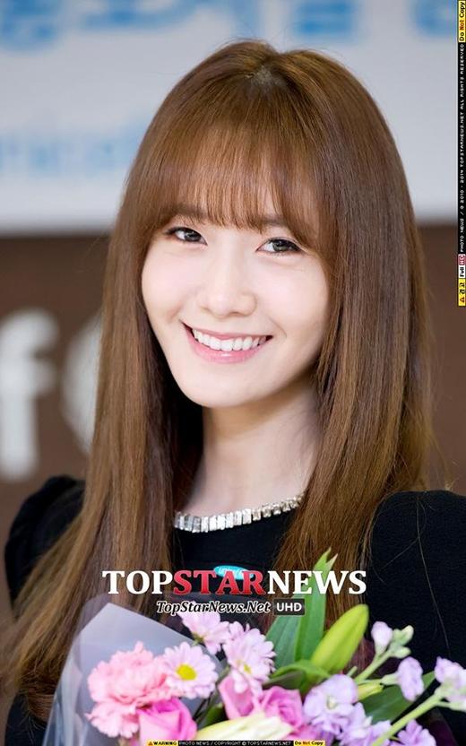 Nụ cười rạng rỡ như thiên thần của Yoona