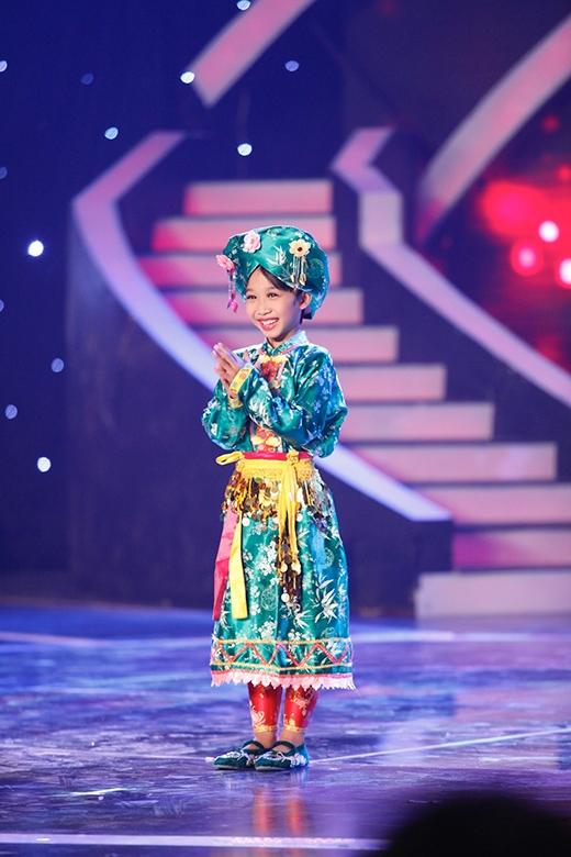'Thị Mầu' Đức Vĩnh được khán giả bình chọn nhiều nhất   Cậu bé hạnh phúc khi mình là cái tên đầu tiên vào vòng Chung kết
