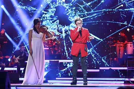 'Vì mất đi ánh mặt trời' đã giúp Trung Quân Idol khoe trọn chất giọng đẹp.