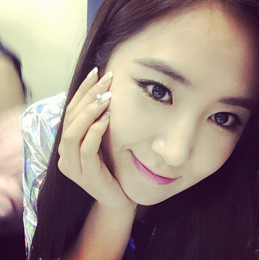 Yuri khoe ảnh cận mặt cực xinh trước vài phút khi concert Tokyo Dome diễn ra