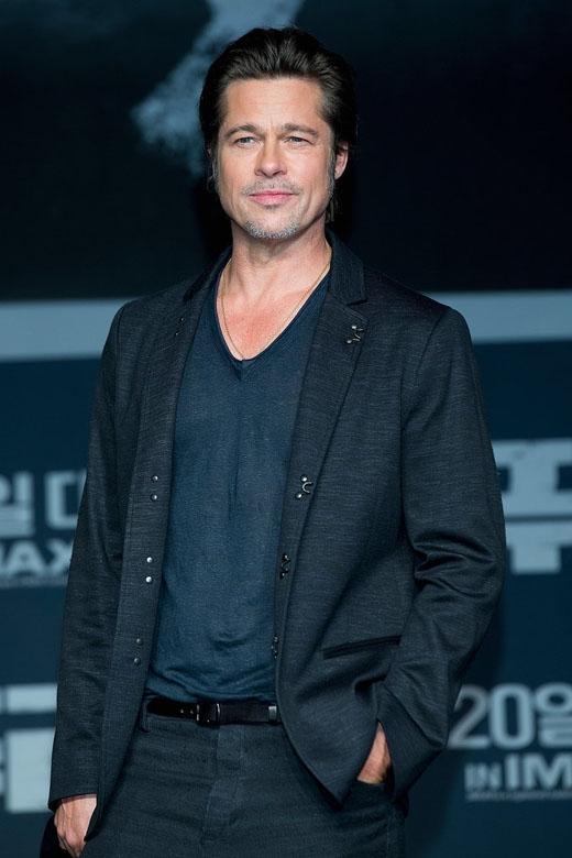 Brad Pitt vẫn luôn phong độ và xứng đáng là một trong những sao nam quyến rũ nhất mọi thời đại.