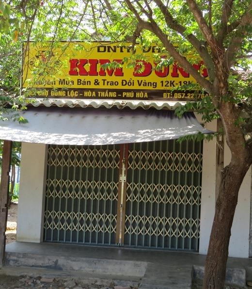Tiệm vàng Kim Dũng bị các đối tượng theo dõi thường xuyên trước khi hành động