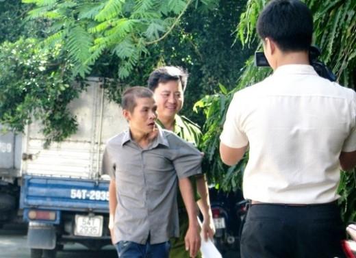 Nguyễn Thanh Sang, đối tượng dùng súng đe dọa bảo vệ tiệm vàng Kim Nguyệt