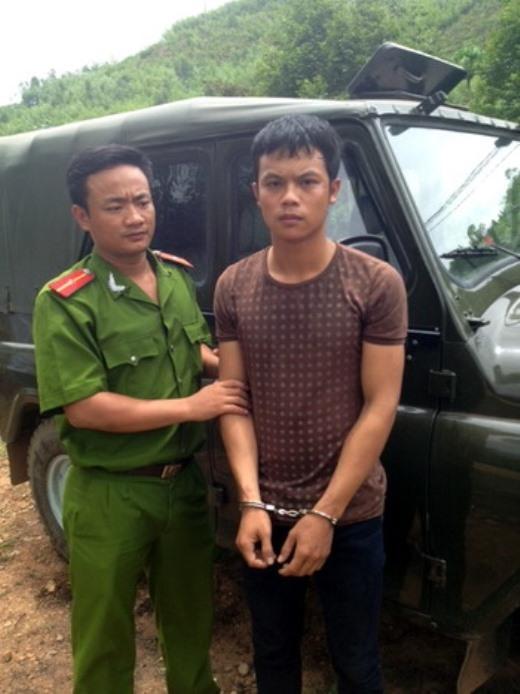 Phạm Hữu Nghĩa bị công an bắt giữ