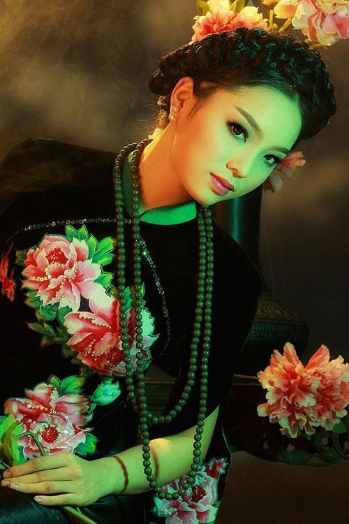 Thật khó có thể nhận ra đây là cô gái 18 tuổi Kỳ Duyên - Tin sao Viet - Tin tuc sao Viet - Scandal sao Viet - Tin tuc cua Sao - Tin cua Sao