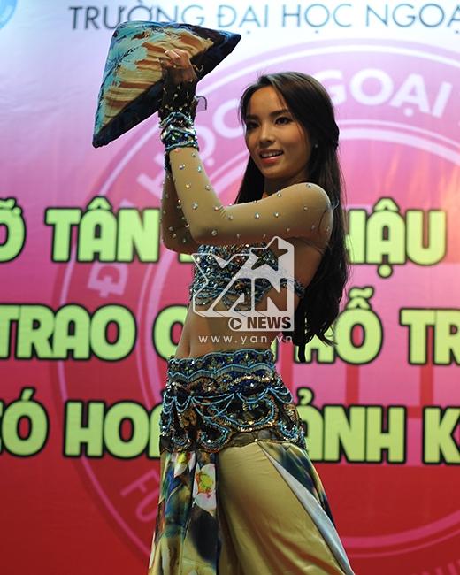 Cô nhận được rất nhiều sự ủng hộ của mọi người - Tin sao Viet - Tin tuc sao Viet - Scandal sao Viet - Tin tuc cua Sao - Tin cua Sao