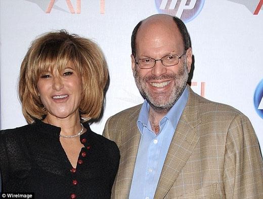 Scott Rudin và Amy Pascal