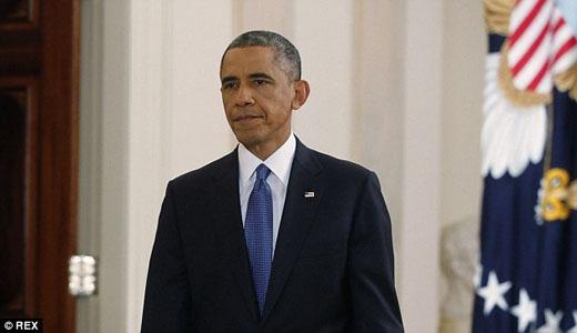Tổng thốngObamacũng là một trong những người bị nhận những nhận xét nhạy cảm