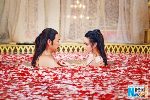 Phạm Băng Băng - Trương Phong Nghị